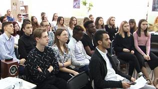 Студенты из Алжира, Египта, Конго и Нигерии посетили Копейск