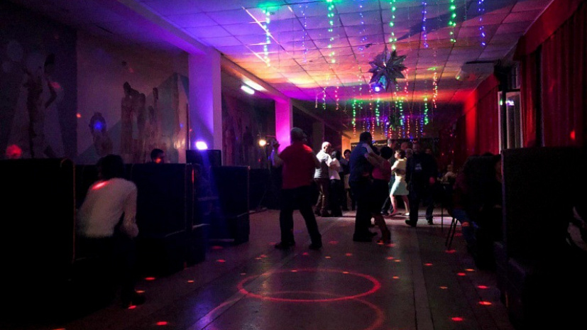 Нелегальный ночной клуб мжм в ночном клубе