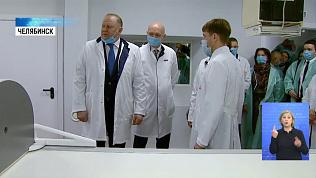 Полпред президента работает в Челябинске