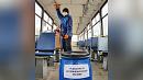 Электротранспорт начнут дезинфицировать в Челябинске