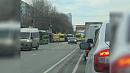 Жуткое ДТП произошло возле Каширинского рынка в Челябинске