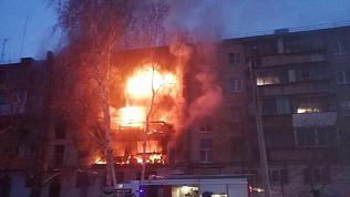 К пострадавшему при взрыве в Магнитогорске ребенку выехали челябинские врачи