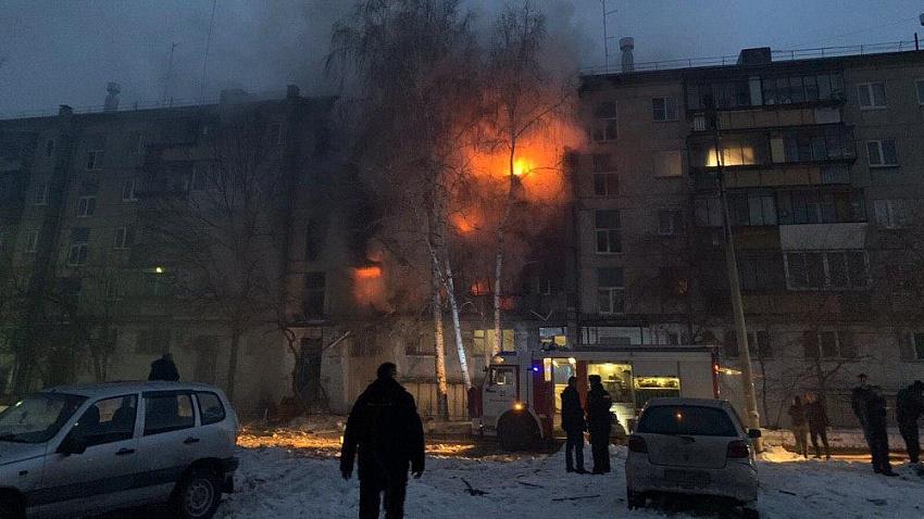 Алексей Текслер рассказал о происшествии в Магнитогорске и помощи пострадавшим