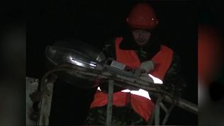В Копейске заменили все уличные фонари