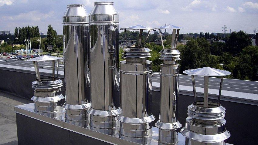 Почему дымоходы из нержавейки стоят на 95% отопительных приборов?