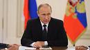 Путин призвал к особому порядку обслуживания в магазинах и аптеках