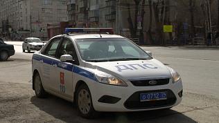 Полицейские напоминают о режиме самоизоляции через громкоговорители