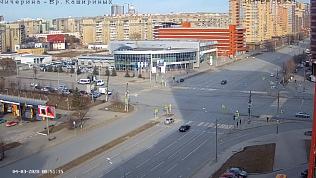 На самоизоляцию жителей Челябинска можно посмотреть онлайн