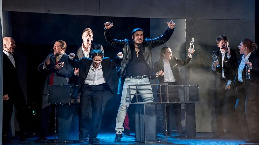 Generation «П» — постановка Камерного театра. 16+