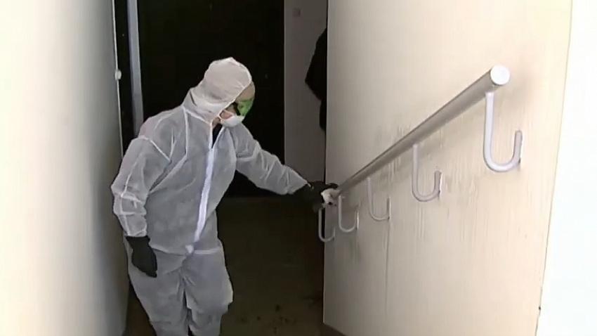 Челябинские коммунальщики затягивают с дезинфекцией домов