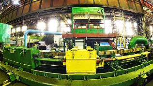 ЧМК модернизировал прокатный стан для выпуска арматуры