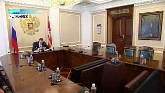Губернатор провёл дистанционный приём граждан