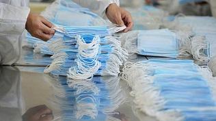 Полтора миллиона медицинских масок прибудут в Челябинск из Екатеринбурга