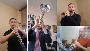 Домашняя симфония: челябинские музыканты призывают земляков самоизолироваться