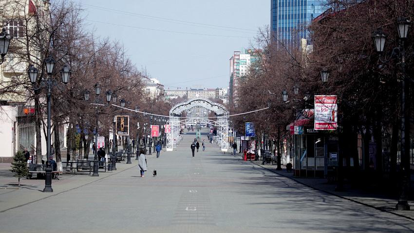 Правительство Челябинской области рассматривает возможность введения пропускного режима в регионе