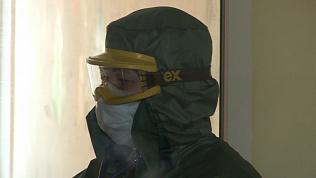 Как работают врачи, принявшие первых пациентов с коронавирусом в Миассе
