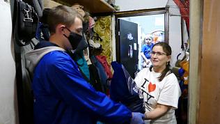 Волонтёры Челябинска ежедневно помогают нуждающимся