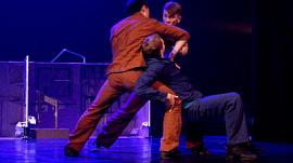 «Картон» — постановка Театр современного танца