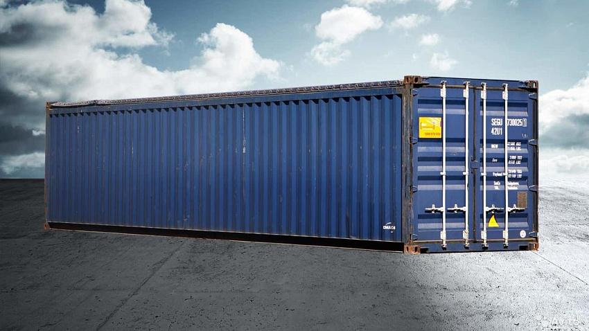Морской контейнер — что это, назначение, виды, достоинства