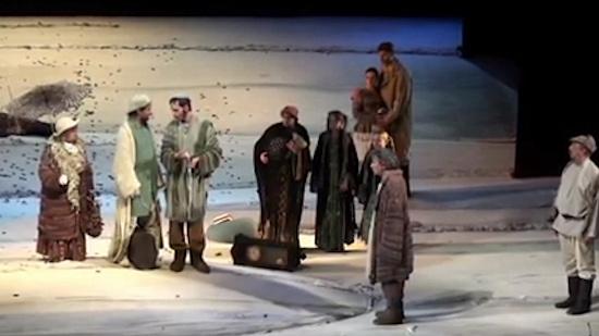 «Поминальная молитва» — постановка Челябинского театра драмы имени Наума Орлова. 16+