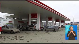 Почему бензин не дешевеет?