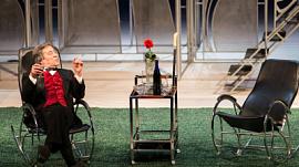 «Портрет Дориана Грея» — постановка Челябинского театра драмы имени Наума Орлова. 16+