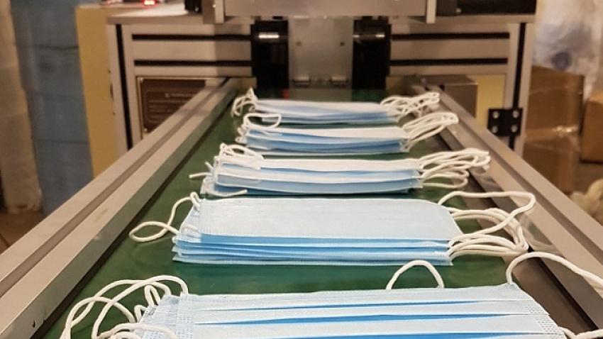 В Челябинской области начнут выпускать медицинские маски