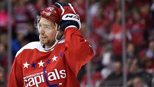 Евгений Кузнецов выступит за «Вашингтон» на турнире среди игроков НХЛ