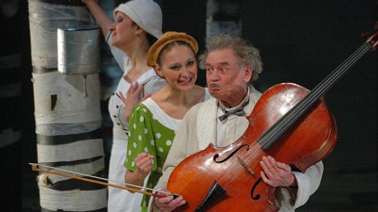 «Чужой ребенок» — постановка Челябинского театра драмы имени Наума Орлова. 16+