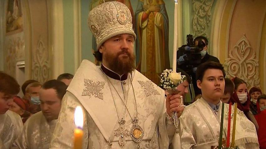 Челябинская Митрополия вводит ограничение на посещение храмов