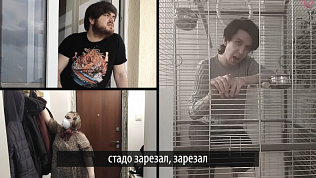 Хор Челябинского театра оперы и балета снял своё видео о самоизоляции