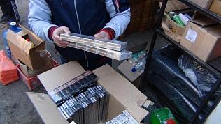 Никотин не только убивает: нелегальные сигареты на миллион рублей изъяли в Челябинской области