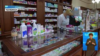 В России упал спрос на антисептики