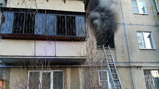 10 взрослых и 5 детей спасли при пожаре на территории санатория «Кисегач»