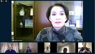 Маргарита Павлова рассказала, как поддерживают население в Челябинской области