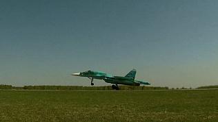 Генеральная репетиция воздушного парада состоялась в Челябинске