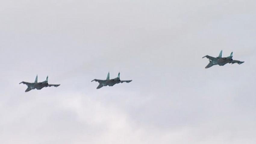 Челябинские летчики готовы к авиапараду 9 мая
