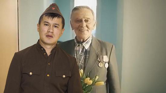 Миассец снял клип к 75-летюю со Дня Победы