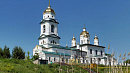 Настенную живопись восстановят в Свято-Троицком соборе