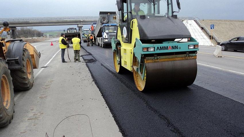 В Челябинской области на трассе М-5 «Урал» началась масштабная реконструкция