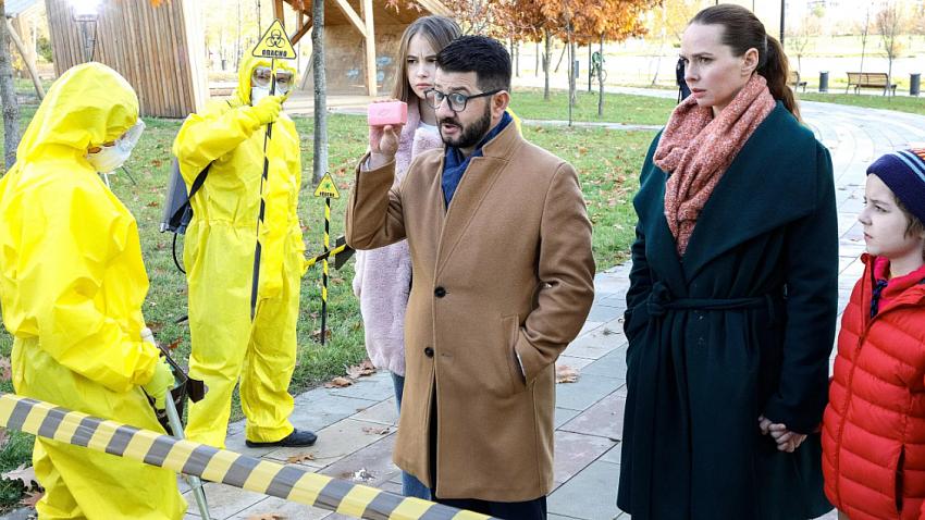 Российские сериалы 2020 года в жанре комедии