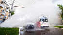 Коммунальная авария в Миассе не представляла угрозы для жителей