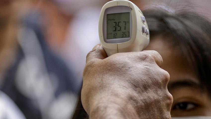 Бесконтактные термометры и другое лабораторное оборудование