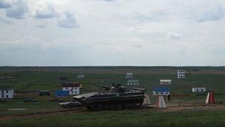 «На поле танки грохотали»: в Челябинской области проходят соревнования мотострелковых и танковых экипажей ЦВО