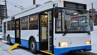 Новый низкопольный троллейбус появится в Миассе