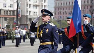 Вопрос участия курсантов училища штурманов в построении 24 июня прорабатывается