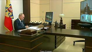 Путин назвал дату голосования по поправкам в Конституцию