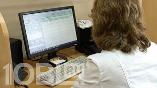 В Челябинской области врачи дистанционно расшифровывают кардиограммы