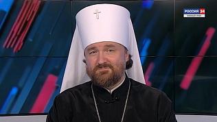 Митрополит Григорий просит верующих не посещать храмы на праздник Святой Троицы