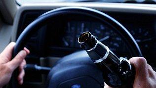 В Челябинской области за выходные 269 водителей сели за руль пьяными